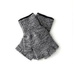Upstate Stock Rag Wool Fingerless  Gloves / $22  http://www.upstatestock.com/mens/ragg-wool-fingerless-gloves-2