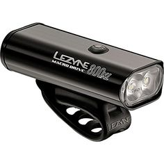 Lezyne Macro Drive 800 Loaded Bike Light, Black, One Size