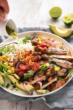 Hawaiian Chicken Salad // Recipe Tin Eats