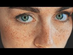 How to create stunning fake freckles with a toothbrush and no Photoshop - DIY Photography
