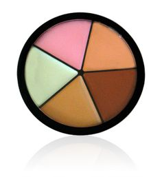 Concealer Color Wheel