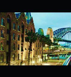 The Rocks #sydney #australia by filesonstyle http://ift.tt/1NRMbNv