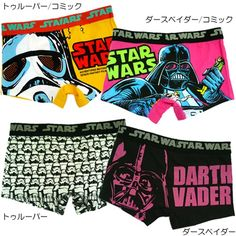 Rakuten: Star Wars men boxer underwear ☆ products from Japan