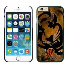 http://www.xjersey.com/cincinnati-bengals-iphone-6-plus-cases-black-32.html CINCINNATI BENGALS IPHONE 6 PLUS CASES BLACK 32 Only $21.00 , Free Shipping!