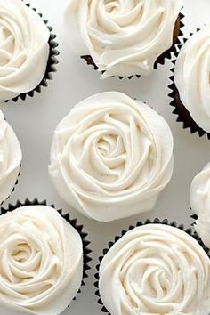 These would be cute as chocolate cupcakes with gold foil.