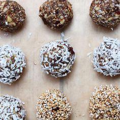 Energy Balls: kleine Bällchen, große Beauty-Wirkung