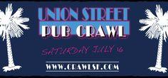 The 13th Annual Union Street Pub Crawl
