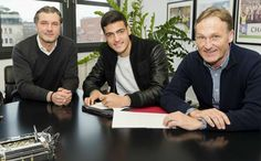 Youngster Merino happy with start to life at Dortmund