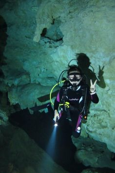Playa del Carmen - Things To Do - Scuba - Taj Maha Cenote Dive - Tour Image 06