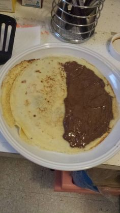 11/28: It is a known fact that all French people start the day with a nutella crepe and camembert.  I didn't have camembert handy, so my citizenship was temporarily revoked.