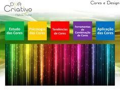 cores e design