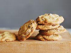 Extra-Crispy Chocolate Chip Cookies recipe from Food Network Kitchen via Food Network