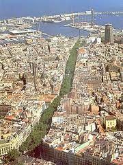 Las Ramblas Barcelona, Spain*  Barcelona  #holiday #vacaciones #alquilervacacional