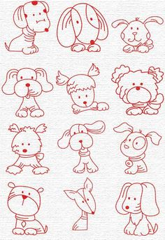 Drawing Doodles Sketches Free Embroidery Designs, Sweet Embroidery, Designs Index Page Embroidery Designs, Hand Embroidery Patterns, Embroidery Stitches, Machine Embroidery, Quilt Patterns, Embroidery Supplies, Ribbon Embroidery, Doodle Drawings, Easy Drawings