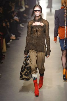 Vivienne Westwood Fall 2013: Vivienne Westwood Fall 2013