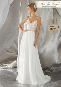 100 Open Back Wedding Dresses with Beautiful Details | Wedding ...
