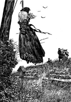 From Mary Shelley's Frankenstein Illustrated by Bernie Wrightson. Arte Horror, Horror Art, Mary Shelley, Ink Illustrations, Manga Illustration, Fantasy Books, Fantasy Art, Arte Zombie, Psychedelic Art