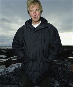 """1997 - Alan Rickman - during the time he was directing """"The Winter Guest."""""""