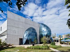 Florida has higher-profile destinations (Miami, Orlando, Key West) than St. Petersburg, but this Gulf Coast city stole our hearts recently with its Salvador Dalí museum (pictured). Opened in 2011 and designed by architect Yann Weymouth of HOK, the Dalí has one of the greatest displays of the Surrealist's work in the world, with the largest permanent collection outside Europe