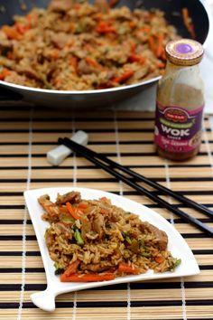 special wok cuisine du monde