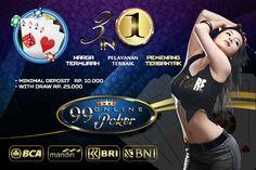 Judi Ceme Online : 99onlinepoker adalah agen judi ceme Online ternama, terbesar, terbaik, terpercaya indonesia dengan minimal deposit 10 Rb dengan bank ternama yang di sediakan Bank BCA, BNI, BRI, MANDIRI & DANAMON  http://99onlinepoker.net/judi-ceme-online-indonesia-terbesar/