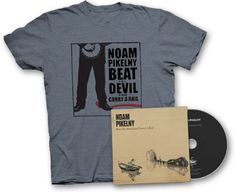 Noam Pikelny was a 2013 Grammy Nominee for Beat The Devil and Carry A Rail in the category of Best Bluegrass Album. I downloaded The Broken Drought.
