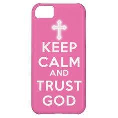 iPhone 5C Cases for Girls | Iphone 5c Cases For Girls Keep Calm Keep calm and trust god iphone