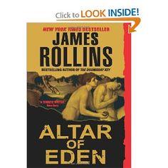 Altar of Eden: James Rollins
