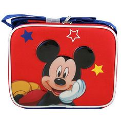 Mickey Mouse Lunch Bag [Stars]$16.99
