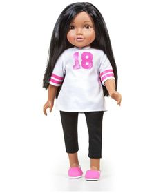 Buy Chad Valley DesignaFriend Lucy Doll at Argos.co.uk - Your Online Shop for Dolls.