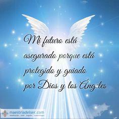 #decreto #afirmaciones #maestriadelser #futuro #seguro #protegido #guiado #dios #ángeles #sabiduría #conciencia