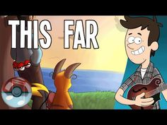 """""""This Far"""" - Pokémon song by MandoPony Pokemon Song, Best Songs, Awesome Songs, Call Me Maybe, Catch Em All, Bowser, Scooby Doo, Fictional Characters, Youtube"""