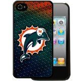 NFL Miami Dolphins Team ProMark Iphone 4 Phone Case -- For more information, visit image link.
