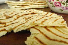 indiai laposkenyér recept (naan kenyé)