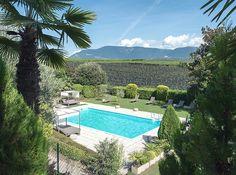 Open Bathroom, Whirlpool Tub, South Tyrol, Studio Interior, Hotels, Lush Garden, Sitting Area, Mountain View, Palm Trees