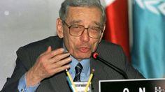 Muere ex secretario general de Naciones Unidas (ONU), el egipcio Boutros-Ghali