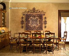 Good Gorgeous Styled Tuscan Dining Room. Canu0027t Wait To Use This Design In The