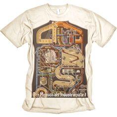 Man As Industrial Palace T-shirt