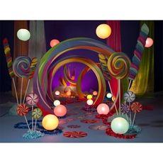 Candyland theme kit...or Willy Wonka