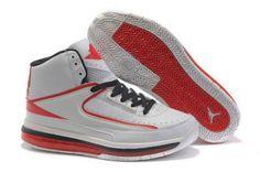 1c40ee4fe8456c Original Air Cushion White Black Red Nike New Jordans 2 II Retro Shoes Store