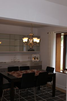 Dining Room, Dining Table, Interior Design Services, Architecture, Furniture, Home Decor, Arquitetura, Dining Room Table, Decoration Home