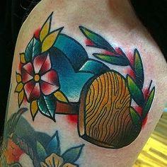 Find your next tattoo Unalome Tattoo, I Tattoo, Tattoo Flash, Nirvana Tattoo, Tribute Tattoos, Pearl Jam, Skin Art, Body Mods, All Tattoos