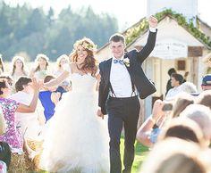 Jeremy Roloff of Little People, Big World Marries: Wedding Photo - Us Weekly  Sept. 20, 2014