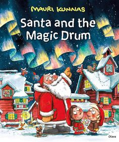 Santa Magic Drum