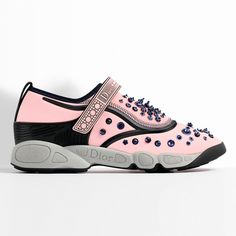 Christian Dior FUSION Sneakers PINK