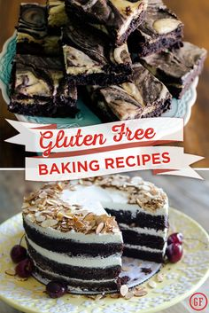 Bob's makes it easy to transform traditional recipes into gluten-free! Find gluten freedom with our wide variety of amazing gluten-free baking recipes here! Gluten Free Deserts, Gluten Free Sweets, Gluten Free Cakes, Foods With Gluten, Gluten Free Cooking, Vegan Gluten Free, Gluten Free Recipes, Baking Recipes, Dairy Free