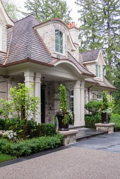 Old Oakville residence, Toronto. David Small Designs.