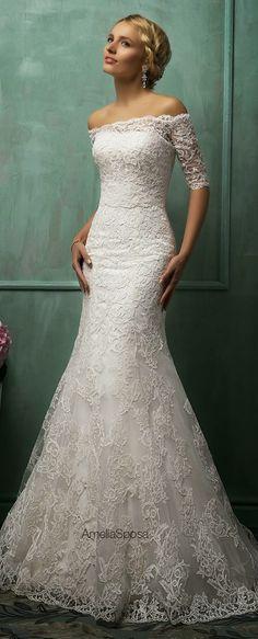 Vestido de noiva para sonhar - Madrinhas de Casamento