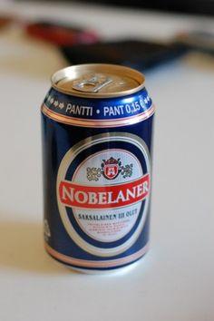 Nobelaner , German beer from Lidl Beer Cans, German Beer, Beer Label, Lidl, Craft Beer, Alcoholic Drinks, Bottles, Nostalgia, Germany