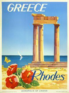 Greece - Rhodes c. 1952